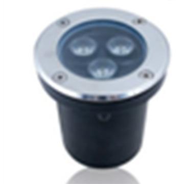 Unterirdische Edelstahl LED-Licht