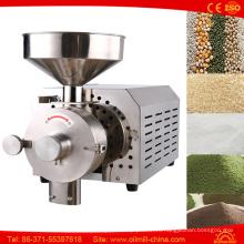 Sorgo, especia, comercial, venta al por mayor, hierba, amoladora, máquina, café