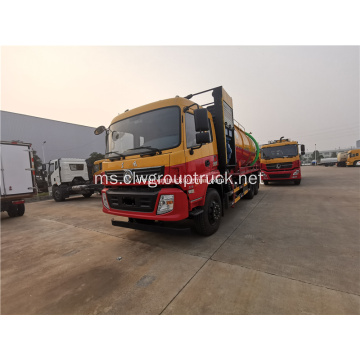 Lori Suction Dongfeng 6x4