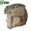 Capacetes militares do capacete do kevlar da prova da bala