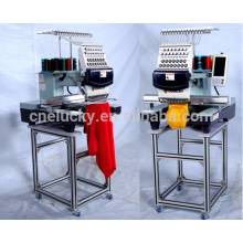 Top quality ELUCKY 15 color one head computerized embroidery machine price                                                                         Quality Choice