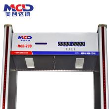Détecteur de métaux pas à pas de conception modulaire