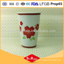 Classical Double Walled Ceramic Travel Mug for BS131223C