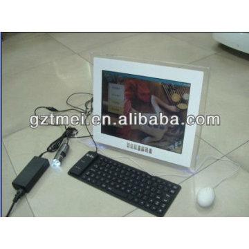 Newest Professional Skin Analyzer Machine with keyboard