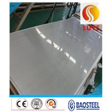Feuille de toiture en tôle de surface Super N ° 1 en acier inoxydable (904L, 254SMO, 4529, 4565, 654SMO)