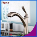 Brushed Nickle Brass Pull out Kitchen Grohe Faucet