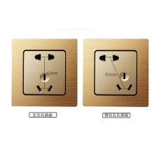 5 Pin Universal Smart Electric Usb Socket