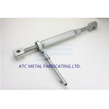 Зажимная скоба с храповым механизмом и пластинчатым винтом (ATC176)