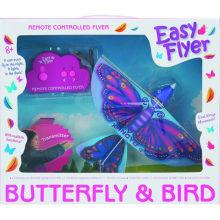 Дистанционное управление игрушкой бабочки летания птицы
