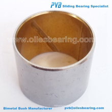 BIMETAL CENTER PIN BUSH (BLANCO, ADP. Nº 1660114M2 BUSHING, 48.3X42.3X31.95 Código del artículo 24432057 / WB005 BEARING