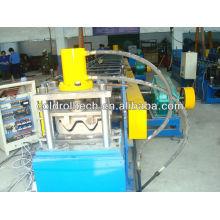 Rolo de Guardrail da estrada dá forma à máquina