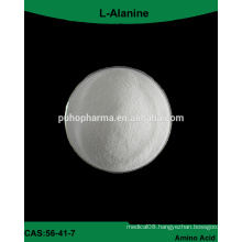 Factory supply GMP L-Alanine powder food additive