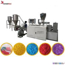 Máquina granuladora para produção de pelotas para reciclagem de plástico
