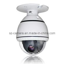 10X Zoom Mini Speed Dome CCTV Security PTZ Camera