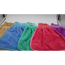 Wholesale - Microfiber Cartoon Absorbent Hand Dry Towel Clearing lovely animal Towel For Kitchen Bathroom Office Car Use