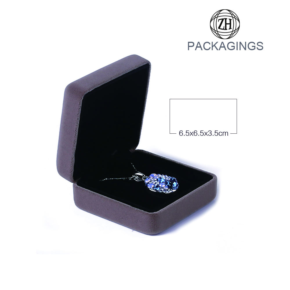 Custom Logo Luxury White Jewelry Sets de cajas