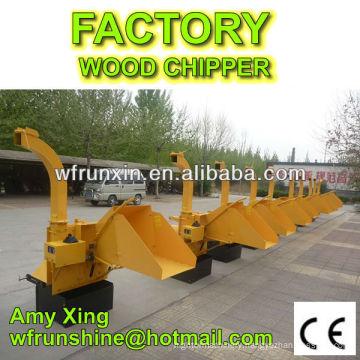 RUNSHINE WC-8 wood chipper shredder