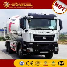 misturador concreto do eixo gêmeo Sany mini caminhões betoneira