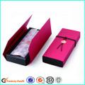 Boîte d'emballage de cadeau de chocolat avec le diviseur de papier