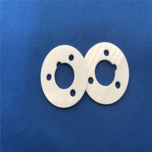 Zirconia Zro2 Ceramic Isolador Spacer Washer Ring