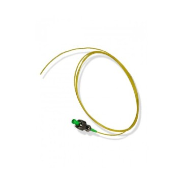 Conector de fibra óptica ST Single Fiber Optic