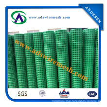 Best Price Galvanized Welded Wire Mesh/PVC Coated Welded Wire Mesh (direct Factory)