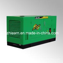 Water-Cooled Diesel Generator Set Silent Canopy (GF2-40KW)