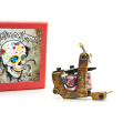 Sunskin Evolution Big V style Brass Tattoo Machine