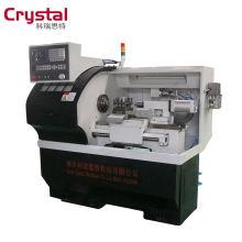 corte de metal cnc torno máquina ferramenta CK6132A siemens 808d