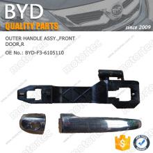 BYD-F3-6105110 ORIGINAL BYD auto peças EXTERIOR PEGA ASSY BYD-F3-6105110