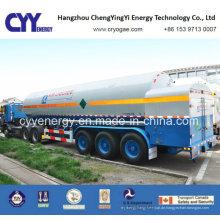 Cyy Sauerstoff Stickstoff Argon Cabochon Dioxid Kryogener Tankwagen