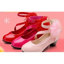Sapatos de princesa várias cores de crianças sapatos novos sapatos de crianças