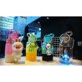 Heißer Verkauf Zip Top Kids Runde Schlag Flasche Kunststoff Spielzeug