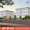 Light Steel Villa Haus als Prefab Modular Luxus Bürogebäude