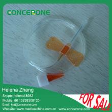 Vena de alta calidad del cuero cabelludo del CE ISO, sistemas de la infusión de la vena del cuero cabelludo