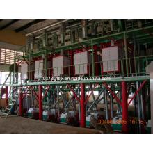 Machines de fraisage de farine de 6 pieds à 78,5 m de haute qualité (moulin à farine de blé)