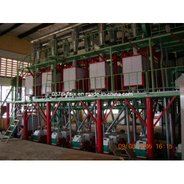 6ftf-78 Flour Milling Machinery with High Quality (wheat flour mill)