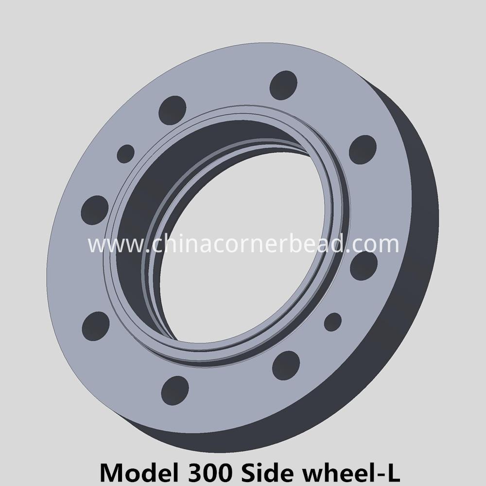 Model 300 side wheel L