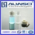 20ml 27 * 57mm Speicherrohr Durchstechflasche