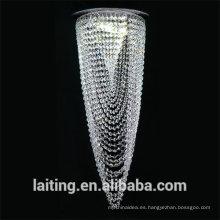 Gotas de cristal para lámparas Lámparas con lámpara incandescente