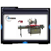 Máquina de selo da folha de alumínio automático
