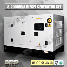 60kVA 60Hz Soundproof Diesel Generator Powered by Yangdong (SDG60KS)