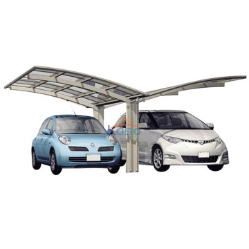 Portable Canopy Pvc Aluminium Car Sun Shade