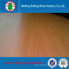 Sell Quality Melamine Cherry/Beech Laminated MDF to Kenya
