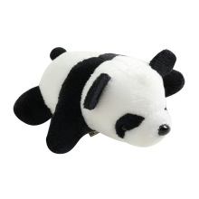 Hot sale national treasure small soft pop panda real animal cartoon lucky doll  for promotion plush toys
