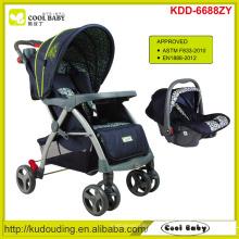 Hersteller NEU Baby Kinderwagen mit Autositz 2015 Neuer Baby Kinderwagen 2 bis 1