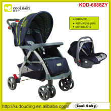 Manufacturer NEW Baby Stroller with Car Seat 2015 New Baby Stroller 2 to 1