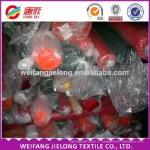 2014 nouvellement vente chaude coton stocké teint tissu pour vêtements de travail