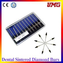 Chinese Dental Supplies Best Price Sintered Dental Bur