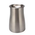 Shaker manual de aço inoxidável para café moído
